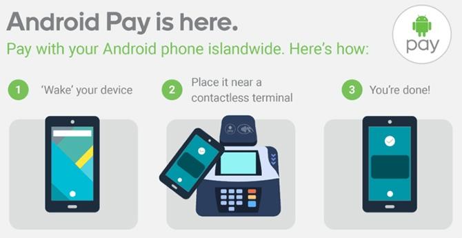 Od dzisiaj możesz płacić przez Android Pay w Polsce! [3]
