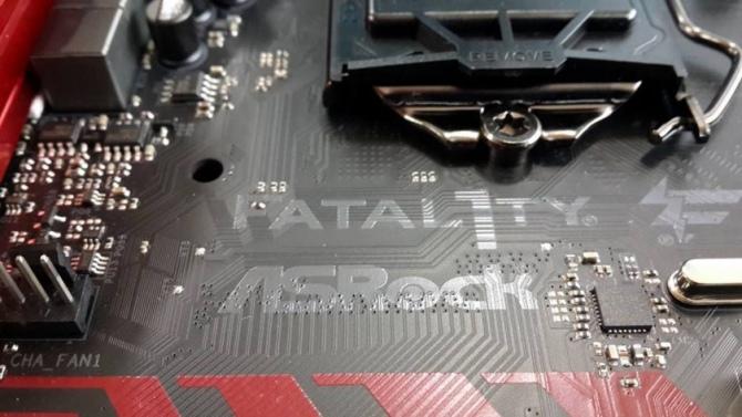 ASRock Fatal1ty Z270 Gaming K6 - Zdjęcia nowej płyt głównej [1]