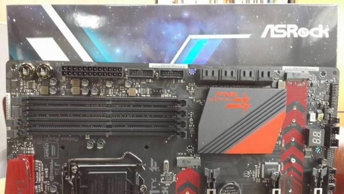 ASRock Fatal1ty Z270 Gaming K6 - Zdjęcia nowej płyt głównej [5]