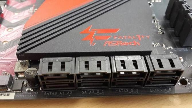 ASRock Fatal1ty Z270 Gaming K6 - Zdjęcia nowej płyt głównej [6]