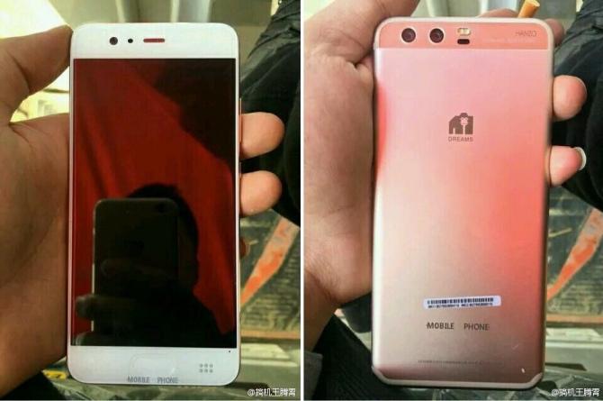 Huawei P10 - smartfon na pierwszych zdjęciach? [1]