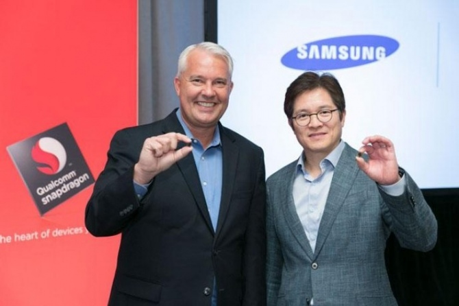 Qualcomm wraz z Samsungiem przygotowuje Snapdragona 835 [1]