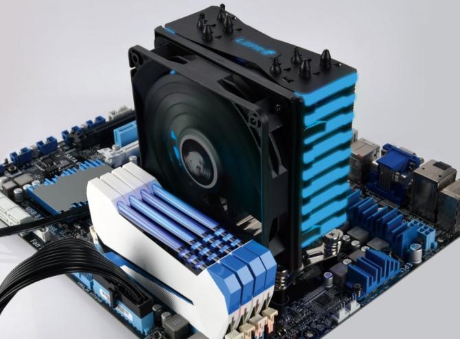 LEPA NEOllusion - cooler CPU z ciekawym podświetleniem RGB [1]