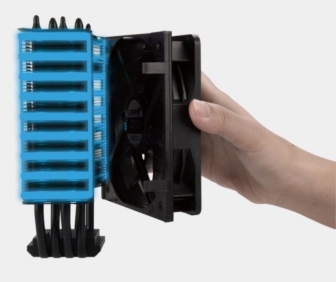 LEPA NEOllusion - cooler CPU z ciekawym podświetleniem RGB [2]