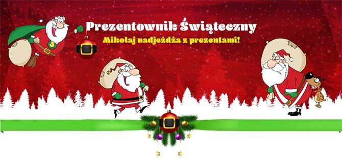 Prezentownik Świąteczny 2016 - Najlepsze prezenty pod choink [1]