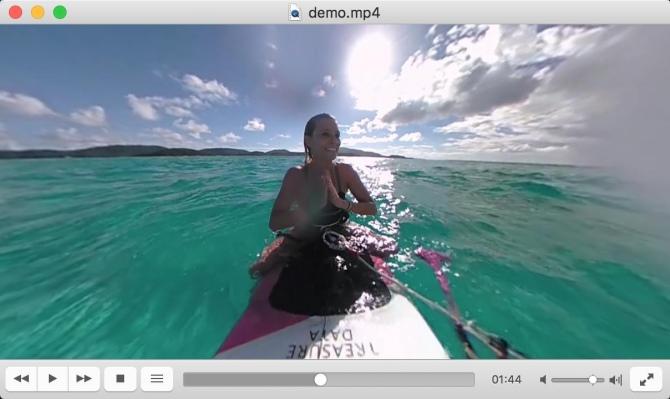 VLC media player wprowadzi obsługę wideo w 360 stopniach [1]