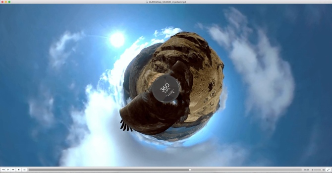VLC media player wprowadzi obsługę wideo w 360 stopniach [2]