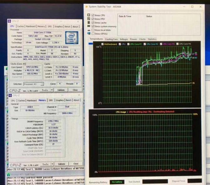 Intel Core i7-7700K podkręcony do 5 GHz Są wyniki wydajności [13]