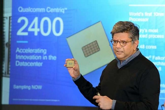 Qualcomm Centriq 2400 - ARM wkracza na serwery [3]
