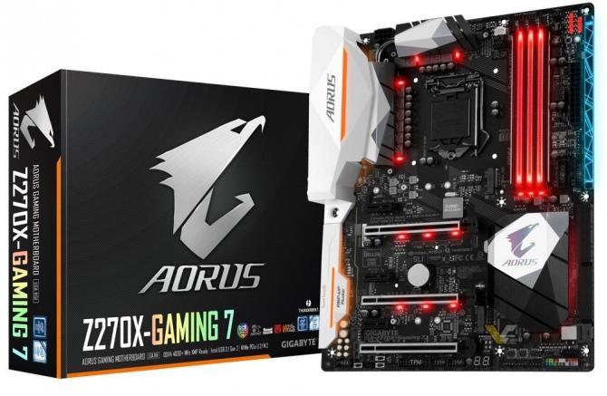 Gigabyte zapowiada płyty główne z serii Aorus dla graczy [2]