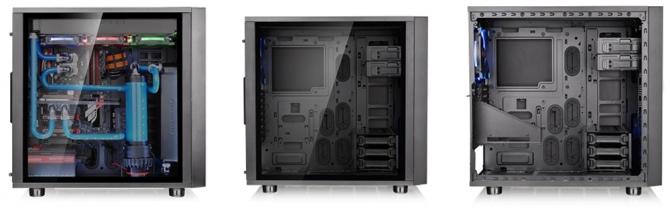 Thermaltake Core X31 doczekał się wersji ze szklanym oknem [1]
