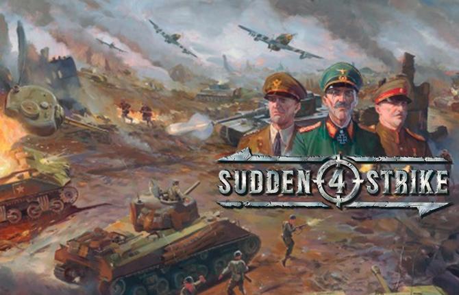 Sudden Strike 4 - nowy trailer i wymagania sprzętowe [1]