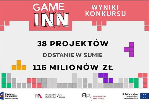 GameINN - najwięksi polscy producenci gier z dofinansowaniem [1]