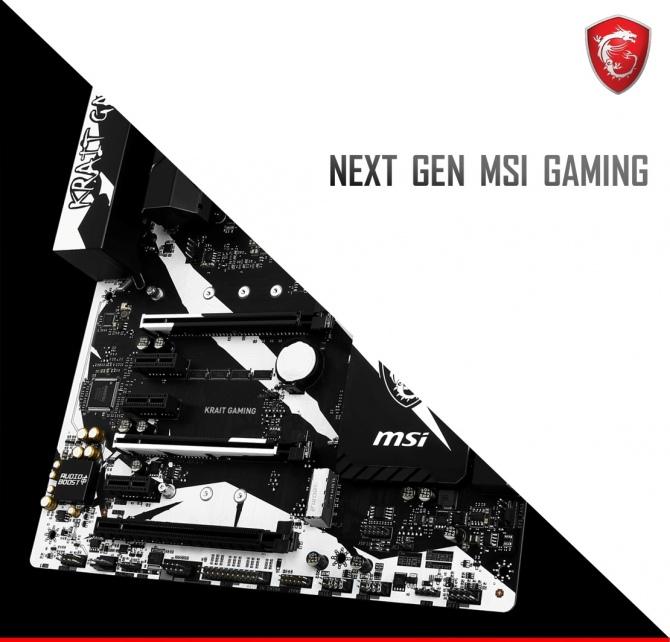 MSI zapowiada płytę główną Krait z chipsetem Intel Z270 [1]