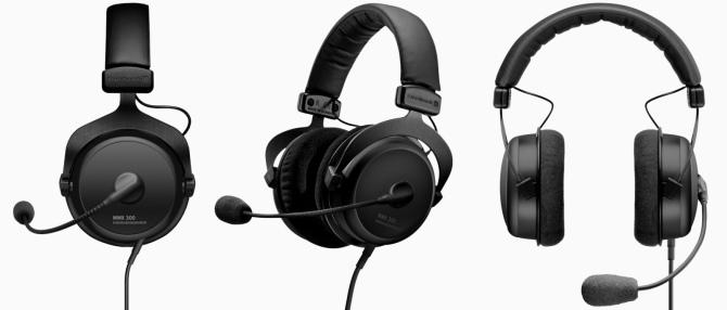 Nowe słuchawki Beyerdynamic Custom Game i MMX 300 V2 [1]