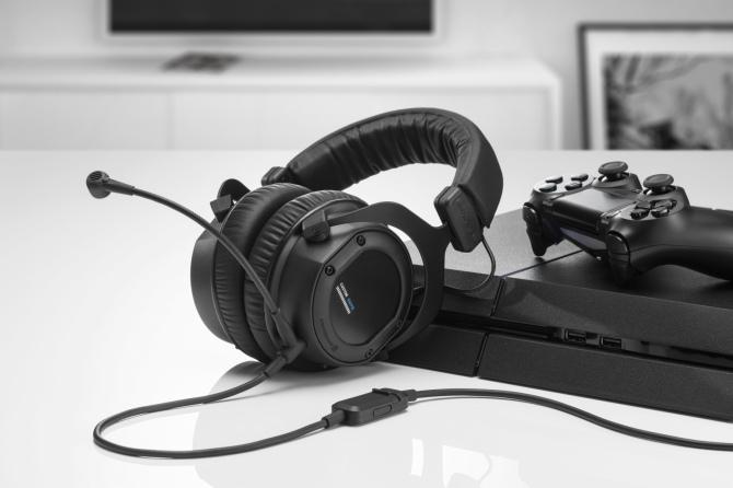 Nowe słuchawki Beyerdynamic Custom Game i MMX 300 V2 [2]