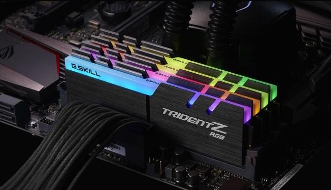 G.Skill Trident Z RGB - nowe moduły RAM z oświetleniem LED [3]