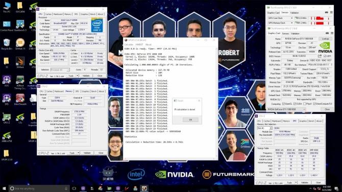 GeForce GTX 1060 z rekordem taktowania 3012 MHz na rdzeniu [2]