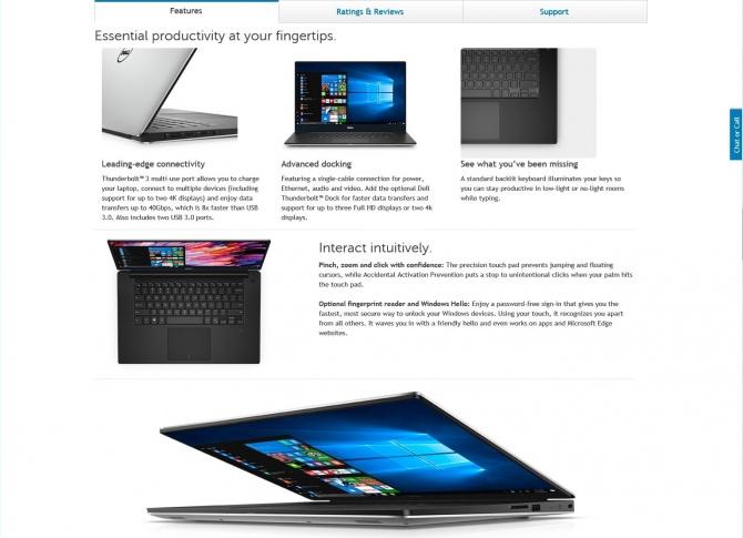 Dell niechcący ujawnia model XPS 15 9560 z GeForce GTX 1050 [3]