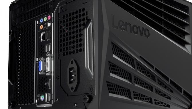 Lenovo prezentuje komputer typu barebone - IdeaCentre Y710 [3]