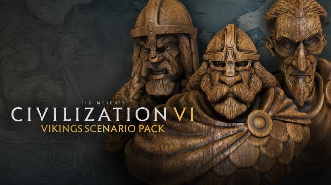 Sid Meier's Civilization VI - DLC dodające Polskę i wikingów [1]