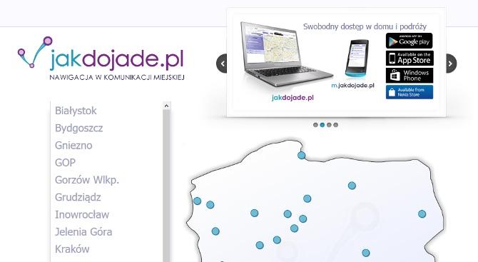 Grupa Onet przejmuje aplikację Jakdojade.pl [1]