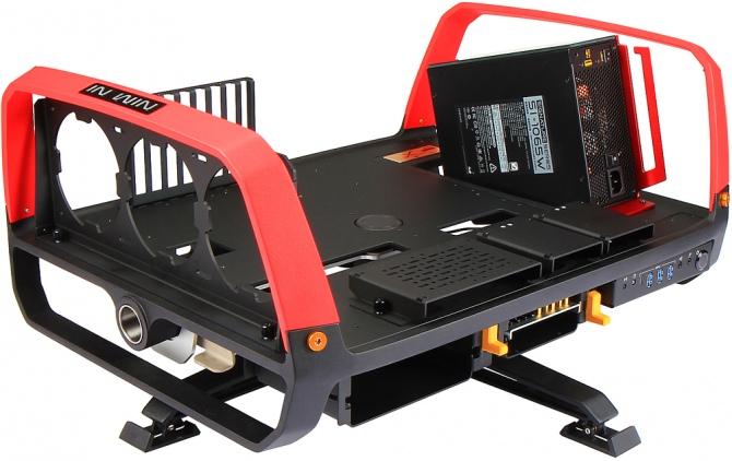 In Win X-Frame 2.0 - obudowa typu benchtable z zasilaczem [5]