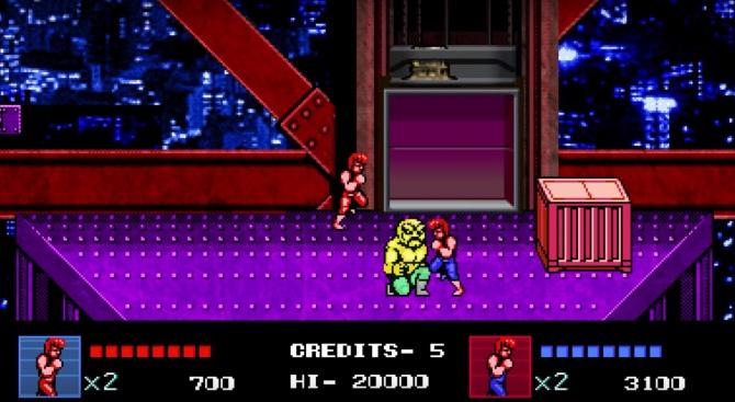 Double Dragon IV zapowiedziane - powrót do czasów NESa [1]
