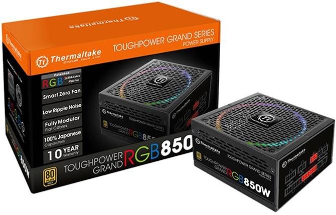 ThermalTake prezentuje zasilacze z seri Toughpower Grand RGB [1]
