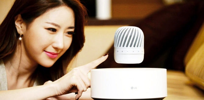 LG na targach CES 2017 pokaże lewitujący głośnik LG PJ9 [2]
