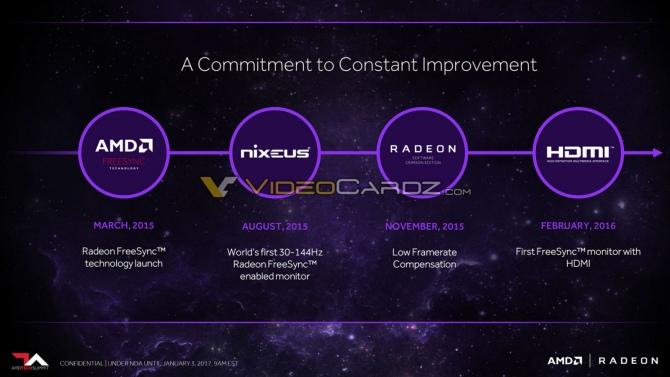 AMD przygotowuje technologię Radeon FreeSync 2 z HDR [2]