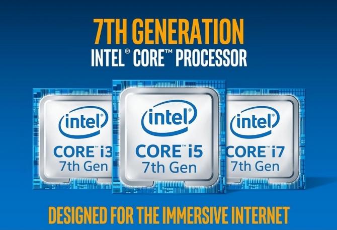 Intel oficjalnie wprowadza procesory Kaby Lake-H do laptopów [7]
