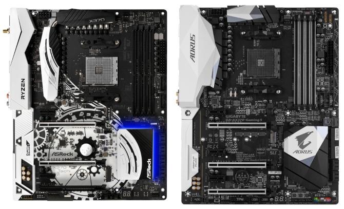 AMD prezentuje płyty główne AM4 pod procesory Ryzen [1]