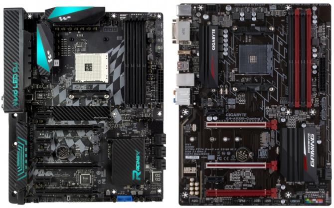 AMD prezentuje płyty główne AM4 pod procesory Ryzen [2]