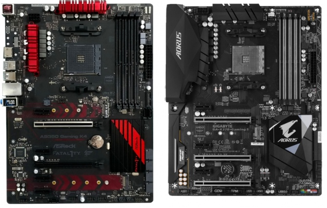 AMD prezentuje płyty główne AM4 pod procesory Ryzen [3]