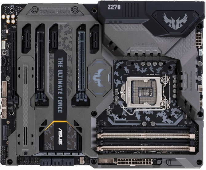 ASUS prezentuje nowe płyty główne dla procesorów Kaby Lake [14]