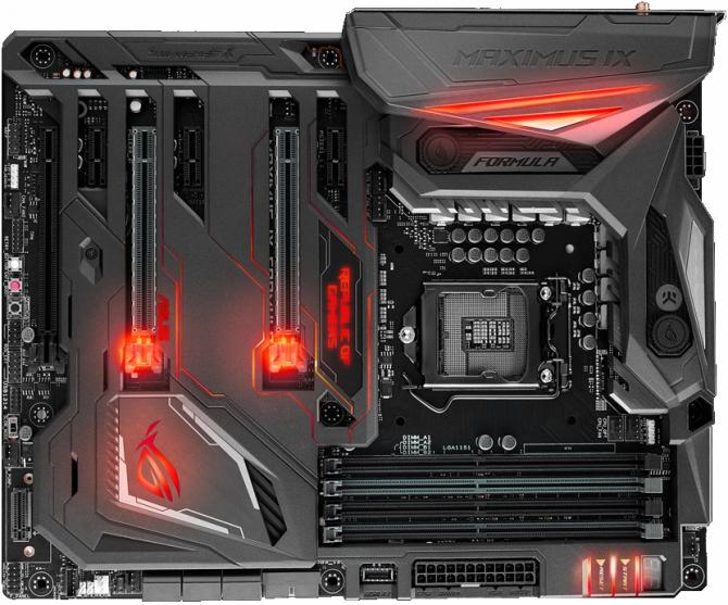 ASUS prezentuje nowe płyty główne dla procesorów Kaby Lake [16]