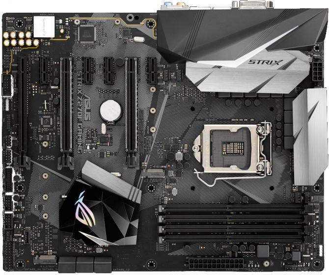ASUS prezentuje nowe płyty główne dla procesorów Kaby Lake [20]