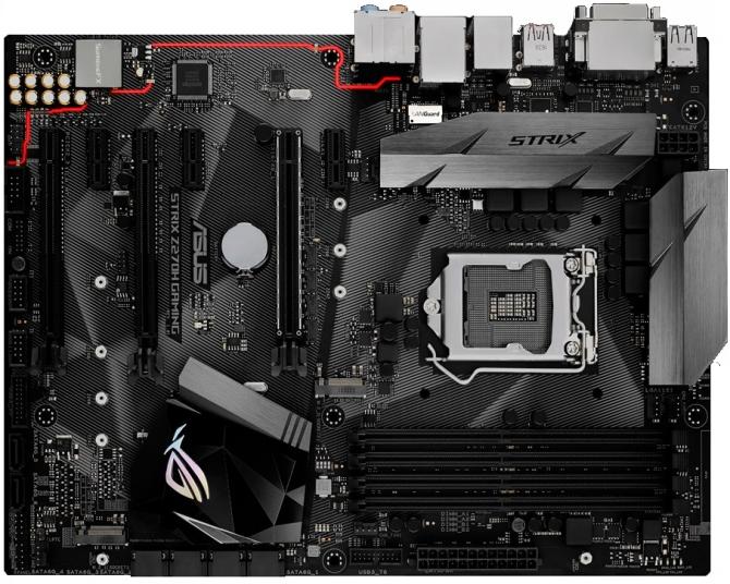 ASUS prezentuje nowe płyty główne dla procesorów Kaby Lake [21]