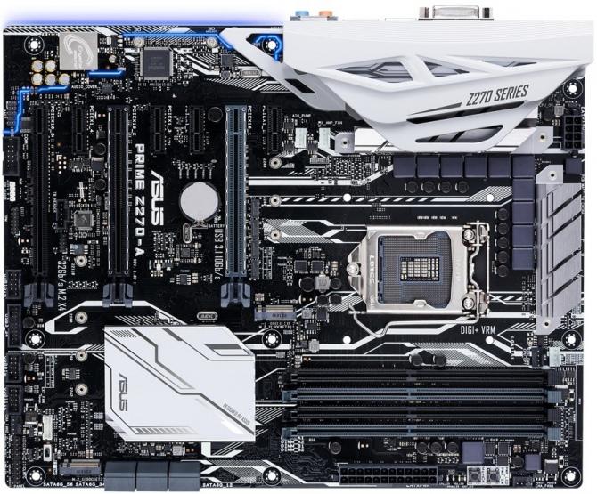 ASUS prezentuje nowe płyty główne dla procesorów Kaby Lake [25]