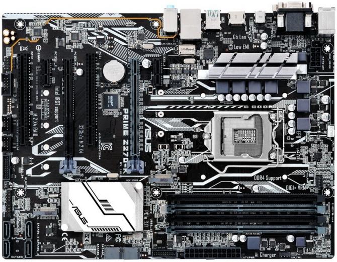 ASUS prezentuje nowe płyty główne dla procesorów Kaby Lake [27]