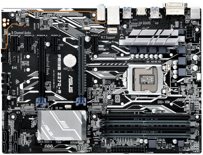 ASUS prezentuje nowe płyty główne dla procesorów Kaby Lake [28]