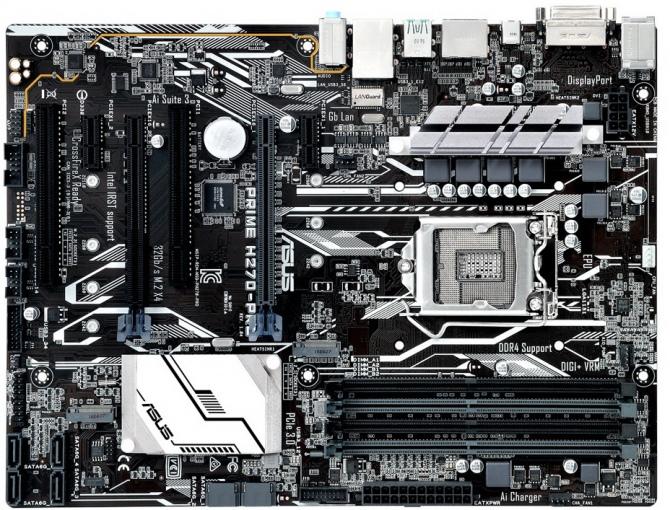 ASUS prezentuje nowe płyty główne dla procesorów Kaby Lake [30]