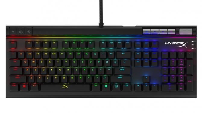 HyperX wprowadza nowe klawiatury mechaniczne i pierwszą mysz [2]
