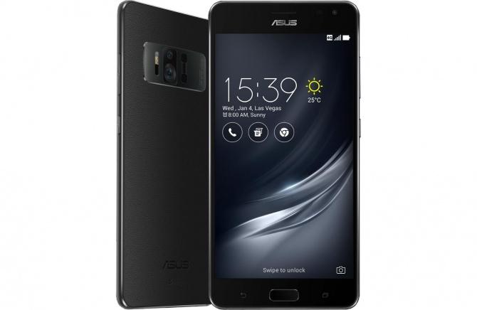 ASUS prezentuje nowe smartfony - Zenfone 3 Zoom i ZenFone AR [1]