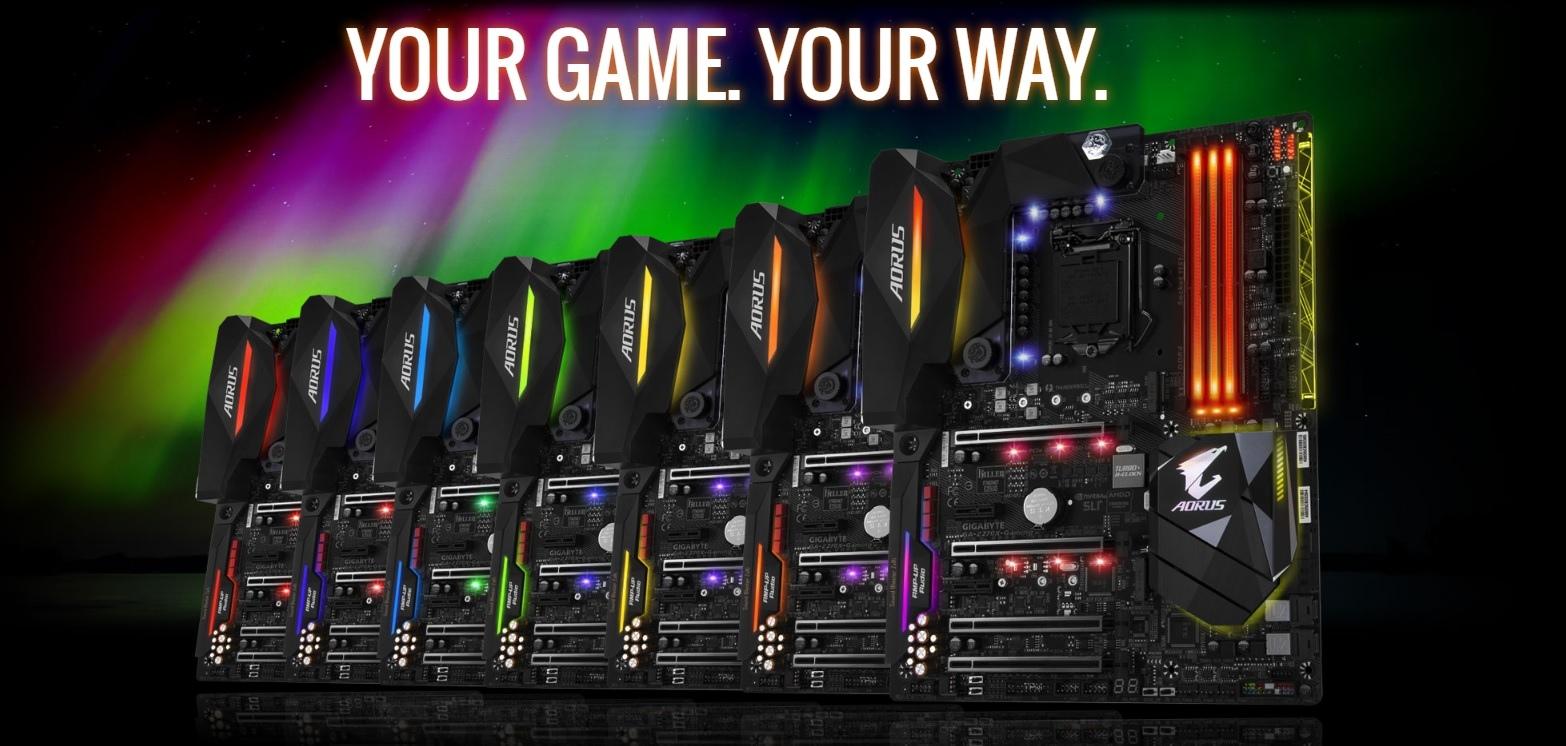 Gigabyte Przegld Pyt Gwnych Dla Procesorw Kaby Lake Gaz270x Gaming 9 Socket 1151 2