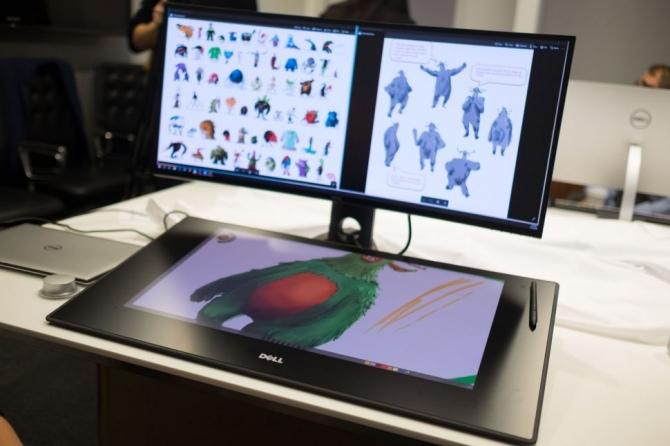 Dell na CES 2017: laptopy, komputer AiO, monitor 8K [13]