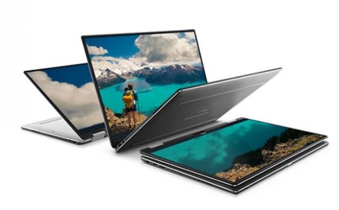 Dell na CES 2017: laptopy, komputer AiO, monitor 8K [7]