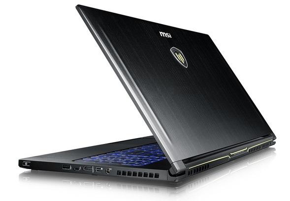 MSI ujawnia odświeżone laptopy serii Gaming oraz WorkStation [2]