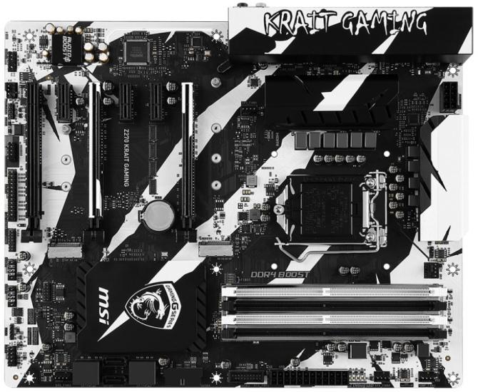 MSI - zestawienie płyt głównych dla procesorów Kaby Lake [8]